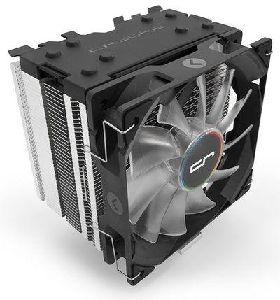 Cryorig H7 Quad Lumi Cpu Cooler Review Cooler Reviews Computer Setup Quad