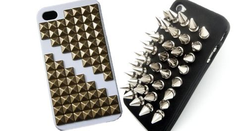 cover iphone 5c borchie