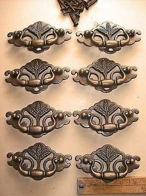 Vintage Drawer Pulls Lot Of 4 Nos Amerock 3 Centers 4 1 8 Overall