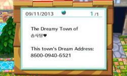 Animal Crossing New Leaf Acnl Dream Code Dream Suite Dream Address