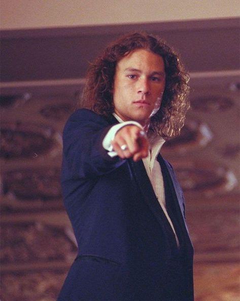 Heath Ledger schlug Josh Hartnett und Ashton Kutcher für die Rolle des Patrick ...