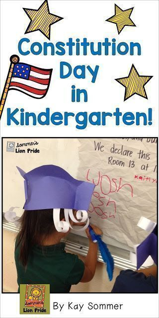 Constitution Day in Kindergarten! Make a tricorn hat, and sign the classroom constitution with a quill marker! Classroom Constitution, Constitution Day, Fun Learning, Teaching Kids, Marker, Social Studies Notebook, American History Lessons, How To Teach Kids, Social Studies Activities