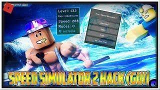 NEW ] ROBLOX HACK/SCRIPT! | SPEED SIMULATOR 2 | STEPS,DIAMONDS