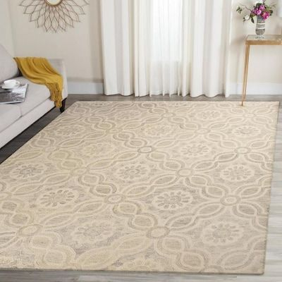 Allen Roth Candler Multicolor Normal Indoor Handcrafted Area Rug Common 8 X 10 Actual 8 Ft W X 10 Ft L Lowes Com In 2020 Rugs Area Rugs Indoor