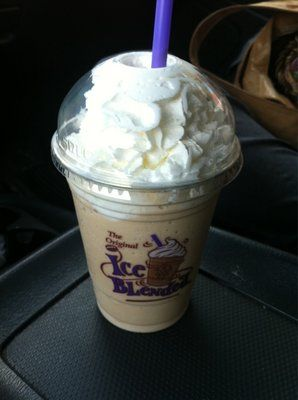 Ice Blended Mocha Coffee Bean Tea Leaf Oh How I Miss You
