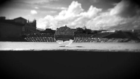 Sin titulo ...(distancia)  #art #installation #lupa
