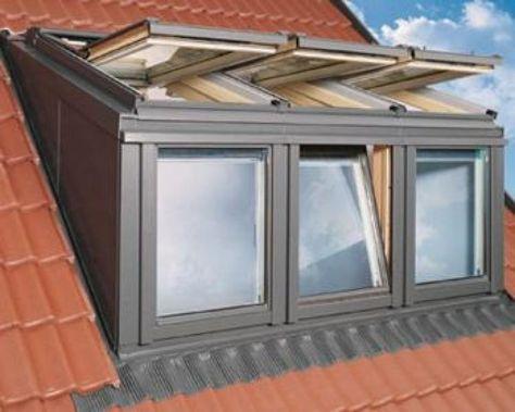 ANGEBOT LUXIA® LINES - Dachfenster Dachwohnfenster Lichtgauben - dachfenster balkon cabrio interieur
