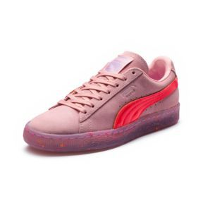 PUMA x SOPHIA WEBSTER - Suède voor dames, Crystal Rose-Fiery ...