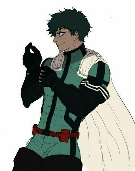 Imágenes De Boku No Hero Academia - Evil Deku 3