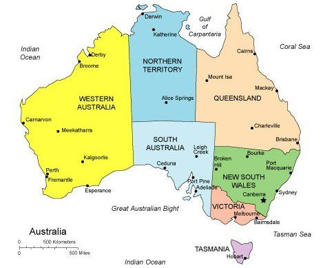 Australia Map With Cities.Pin By H Bahadory On Disney Pixar Australia Map Australian