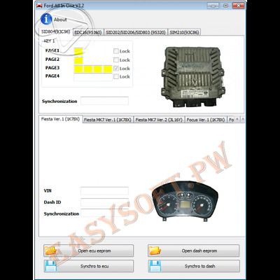 Ford All In One V3 2 Software All In One Ford Ford Fusion 2006