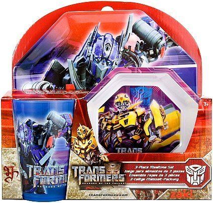 Transformers 2 Revenge of the Fallen Movie Birthday Party 48 pc Favor Pack