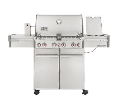 Weber Summit Grill Parts For 420 470 620 670 And A B C D Models Weber Grill Replacement Parts Gas Grill Grilling Natural Gas Grill
