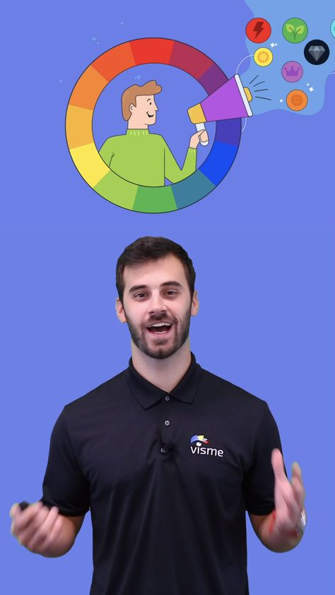 Color Psychology in 30 seconds. Clips from our TikTok channel