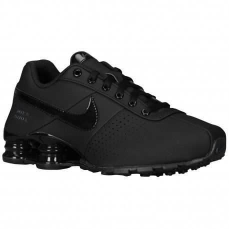 best service 95cd3 f8f25 Nike Shox Deliver - Men s - Running - Shoes - Anthracite Black Red   Mens  Fashion   Nike shoes, Nike shoes cheap, Nike free shoes
