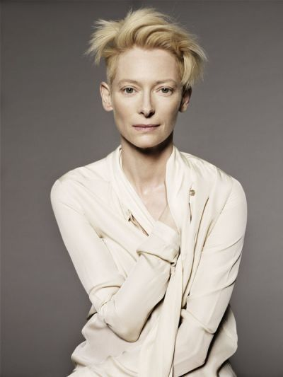 I think I found who could play General Evangeline Yurkutz: Tilda Swinton (© Jan Welters)