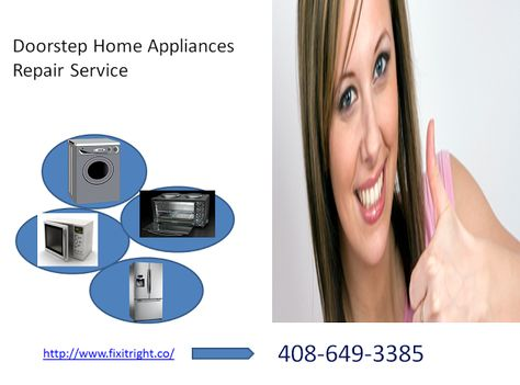 Appliances Repair Services In The Comfort Of Your Home - sears appliance repair sample resume