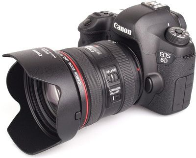 Canon EOS 6D - Kit 24 - 70 DSLR Camera Rs.204500 Price in India ...