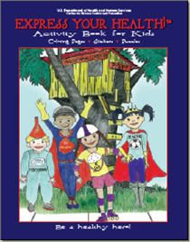 Express Your Health: Activity Book for Kids