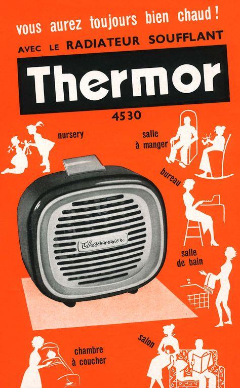 vous aurez toujours bien chaud! avec le radiateur soufflant ... - Radiateur Soufflant Salle De Bain Thermor