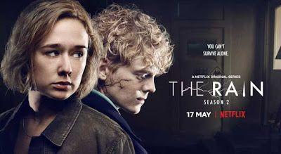 Scandinavian Thriller Rain Season 2 Is Now On Netflix Thriller Rain Netflix