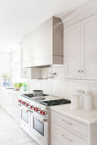 This Tulsa Home Will Make You Want A Black Bathroom Kitchen Remodel Cost White Kitchen Inspiration Kitchen Renovation