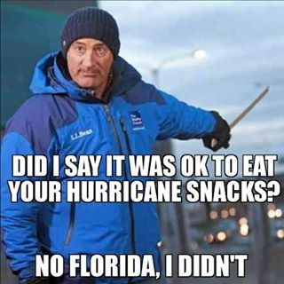The Cups Sharing The Story Of God S Love The Flower Donkey In 2020 Hurricane Memes Florida Funny Hurricane