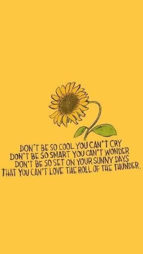 Image Result For Yellow Aesthetic Wallpaper Desktop Words Beautiful Words Wallpaper Quotes