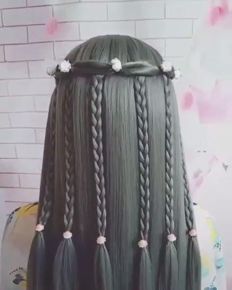 Dicas Incríveis e Fácil de Fazer lindos Penteados  em Casa! #penteados #hairstyles #pentedossimples #penteadossonialopes #sonialopes  #cabelo  #penteadosdenoiva #penteadosparanoivas #penteado  #noivasp #noiva  #noivas  #hairstyle  #hair #hairstyles  #hairdresser  #penteados #ProjetoRapunzel #beleza