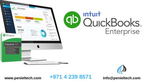 Quickbooks enterprise 2019 | accounting software | small business.