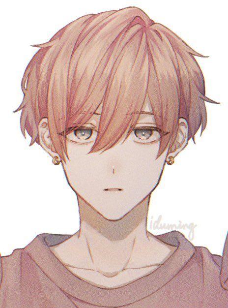 Idumingは多忙 On Twitter In 2020 Anime Boy Hair Manga Drawing Tutorials Cute Anime Boy