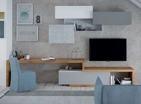 40+ What You Need to Do About Wall Unit Ideas Living Room - Dizzyhome.com