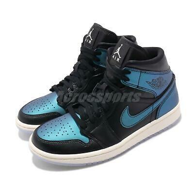 the best attitude f2a33 5bd7b Advertisement(eBay) Nike Wmns Air Jordan 1 Mid Iridescent ...