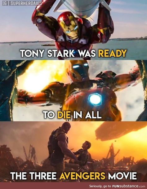 So he will die in the avengers 4. But I still think, he is a hero!!