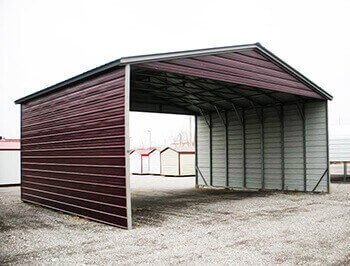 Vertical Roof Style Carports Vertical Roof Metal Carports For Sale Metal Building Prices Metal Buildings Custom Metal Buildings