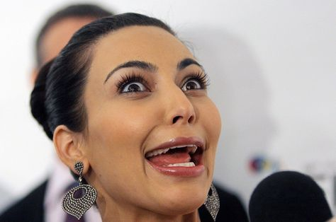 Funny Celebrity Face Pictures