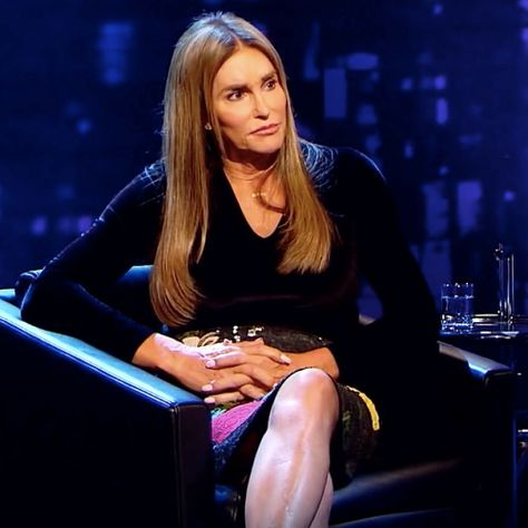 Caitlyn Jenner Says She Could See Myself Joining Real