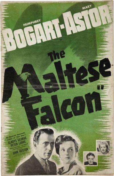 Ten Valuable The Maltese Falcon 1941 Movie Posters Collectibles Movie Posters Maltese Movie Posters Vintage