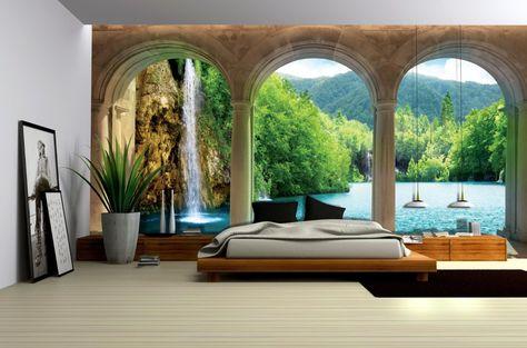 Vlies Fototapeten Fototapete Tapeten Bild Wandbild Bilder Foto - amazon wandbilder wohnzimmer
