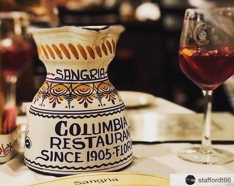 canon #Food @columbiarestaurant...