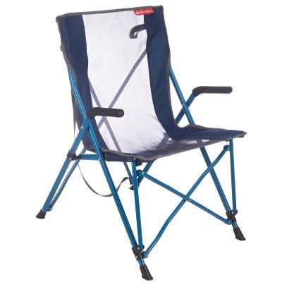 Base Camp Furniture Comfort Folding Camping Chair Blue Camping Chairs Folding Camping Chairs Outdoor Chairs