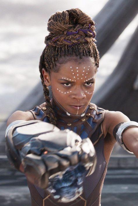 Everybody Wants Black Panther's Brainy, Badass Shuri to Become a Disney Princess