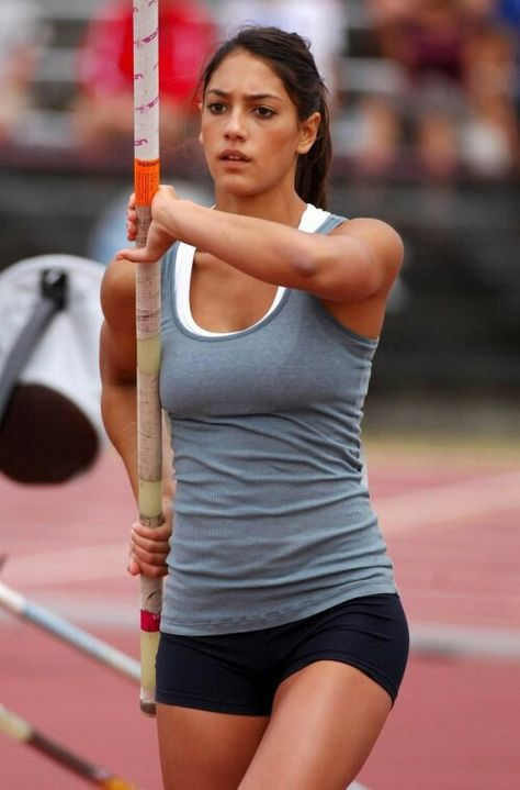 Pole vaulter Allison Stokkes career nearly ended because