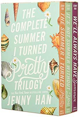 The Complete Summer I Turned Pretty Trilogy The Summer I Turned Pretty It S Not Summer Without You We Ll Al Jenny Han Books Jenny Han Good Books
