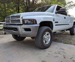 For Dodge RAM 1500//2500//3500 2nd//4th Gen Front Bumper Conversion Brackets