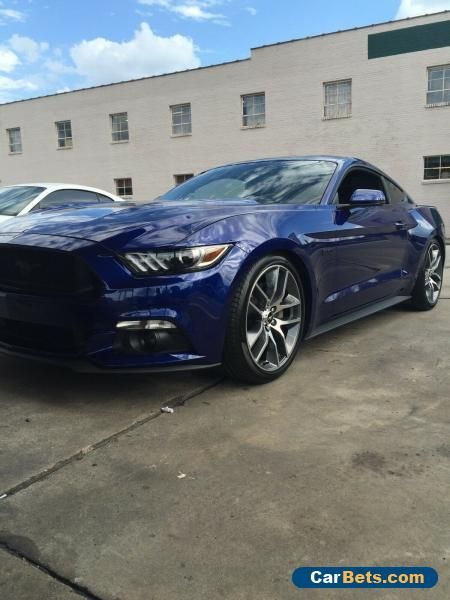 Car For Sale 2015 Ford Mustang