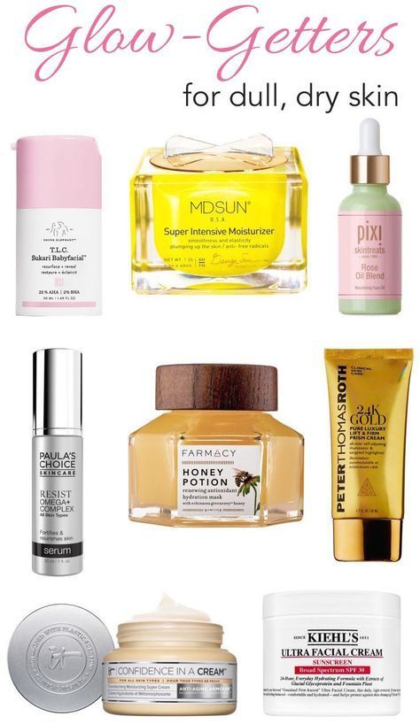 Dull Dry Skin Get Your Natural Glow Back With These Skincare Saviors Dry Skin Care Best Skincare Products Anti Aging Skin Products