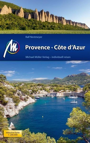 Broschiertes Buch Provence Cote D Azur Reisefuhrer Michael