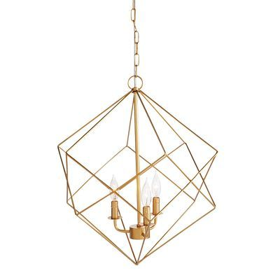 Interlocking Geometric Shapes And A Metallic Glow Define The Unique Style Of Our Handcrafted Wire Pendant Light Pendant Lighting Bedroom Gold Pendant Lighting