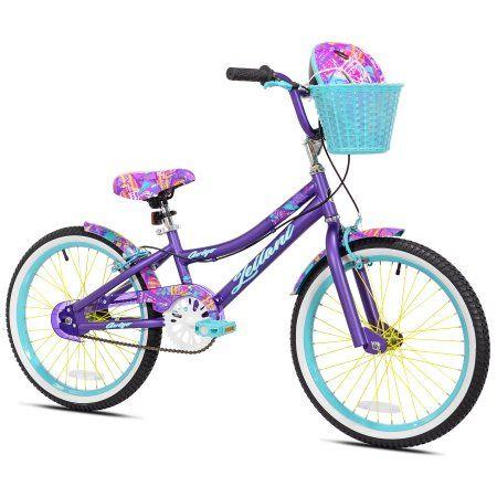 Free Shipping Buy 20 Girl S Avigo Leilani Bike Helmet Combo At